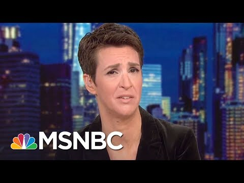 So This Is How Fridays Are Now? | Rachel Maddow | MSNBC