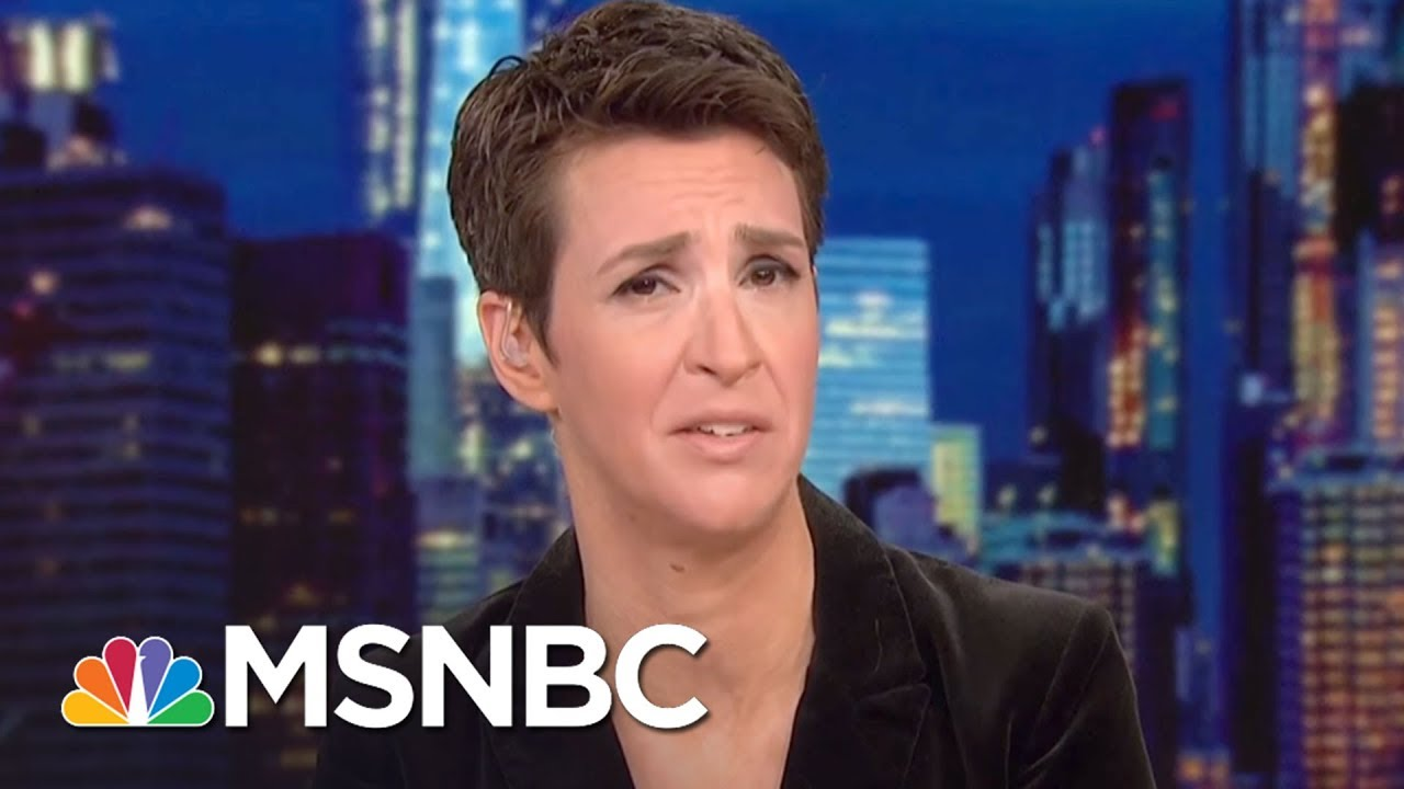 So This Is How Fridays Are Now Rachel Maddow Msnbc Youtube