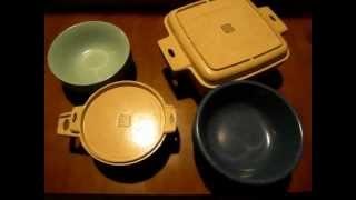 Treasure Hidden In Trash - Good Stuff From The Plastic Section Of Goodwill! Litton Ware