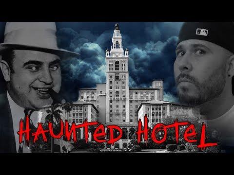 HAUNTED HOTEL BILTMORE GONE WRONG | OmarGoshTV