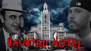 HAUNTED HOTEL BILTMORE GONE WRONG | OmarGoshTV
