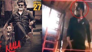 Kaala Fight Scenes Leaked | Fans Disappointed | Superstar Rajinikanth | Pa Ranjith | Dhanush