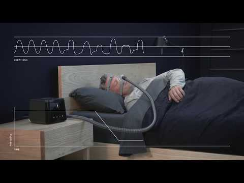 Video Brochure For F&P SleepStyle Auto CPAP Machine - DirectHomeMedical