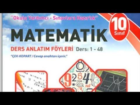 AYT MATEMATİK FULL TEKRAR    Konu Anlatım + 345  AYT Matematik Soru Bankası