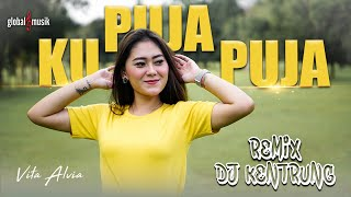 Download Vita Alvia - Ku Puja Puja  (Official Music Video)