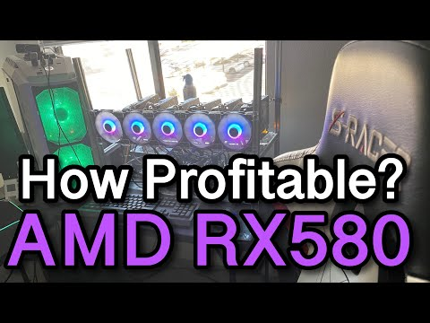 How Profitable Is My AMD RX580 Crypto Mining Rig End Of 2020