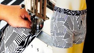 CUECA BOXER- Aprenda Como Costurar Ep. 225