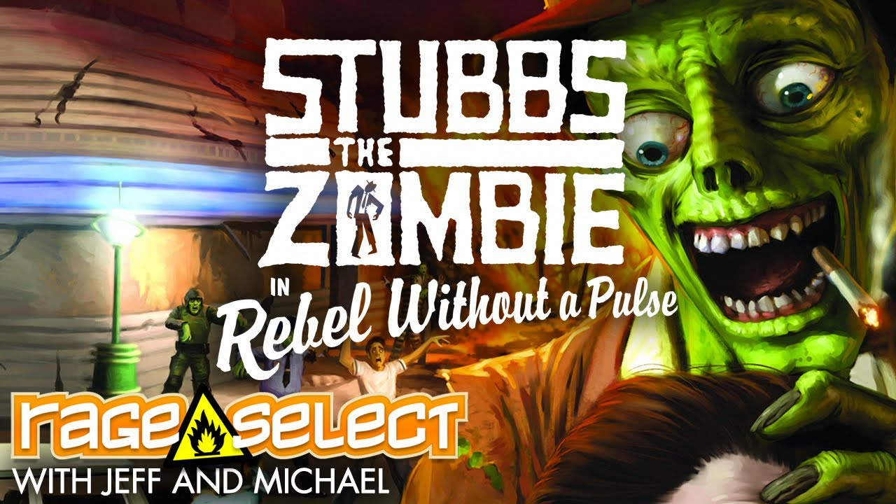Stubbs the Zombie in Rebel Without a Pulse (The Dojo) Let's Play