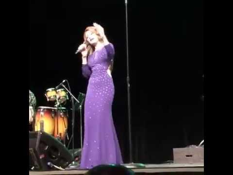 Sadriddin & Ghezaal Enayat Toronto Concert ( Ghezaal Song )