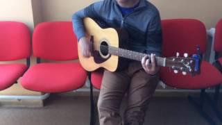 Баста выпускной под гитару