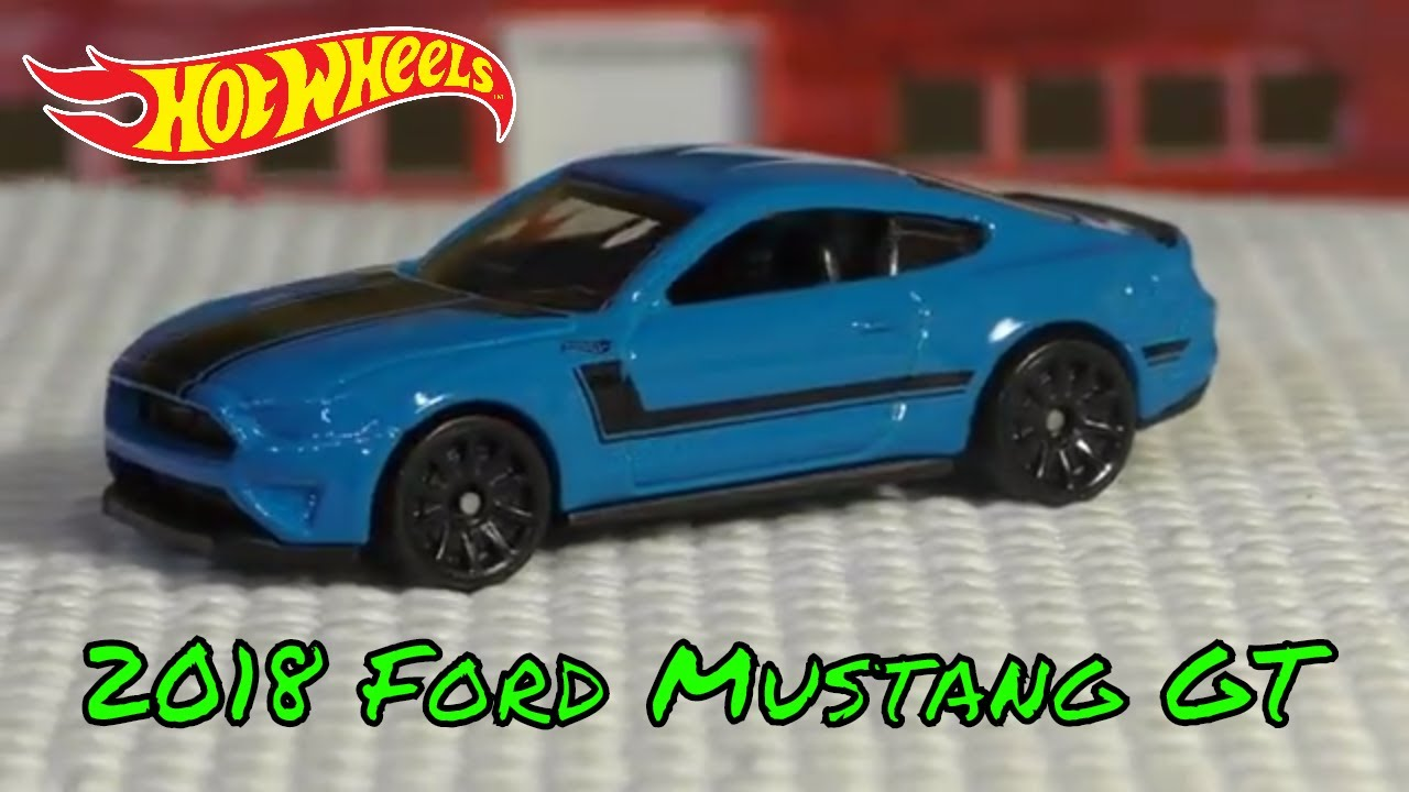 Ford Mustang Gt500 Hot Wheels