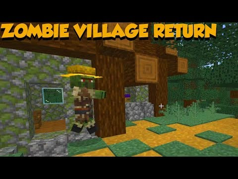 New 1 14 Snapshot: Abandoned Villages!!! & More Problems - YouTube