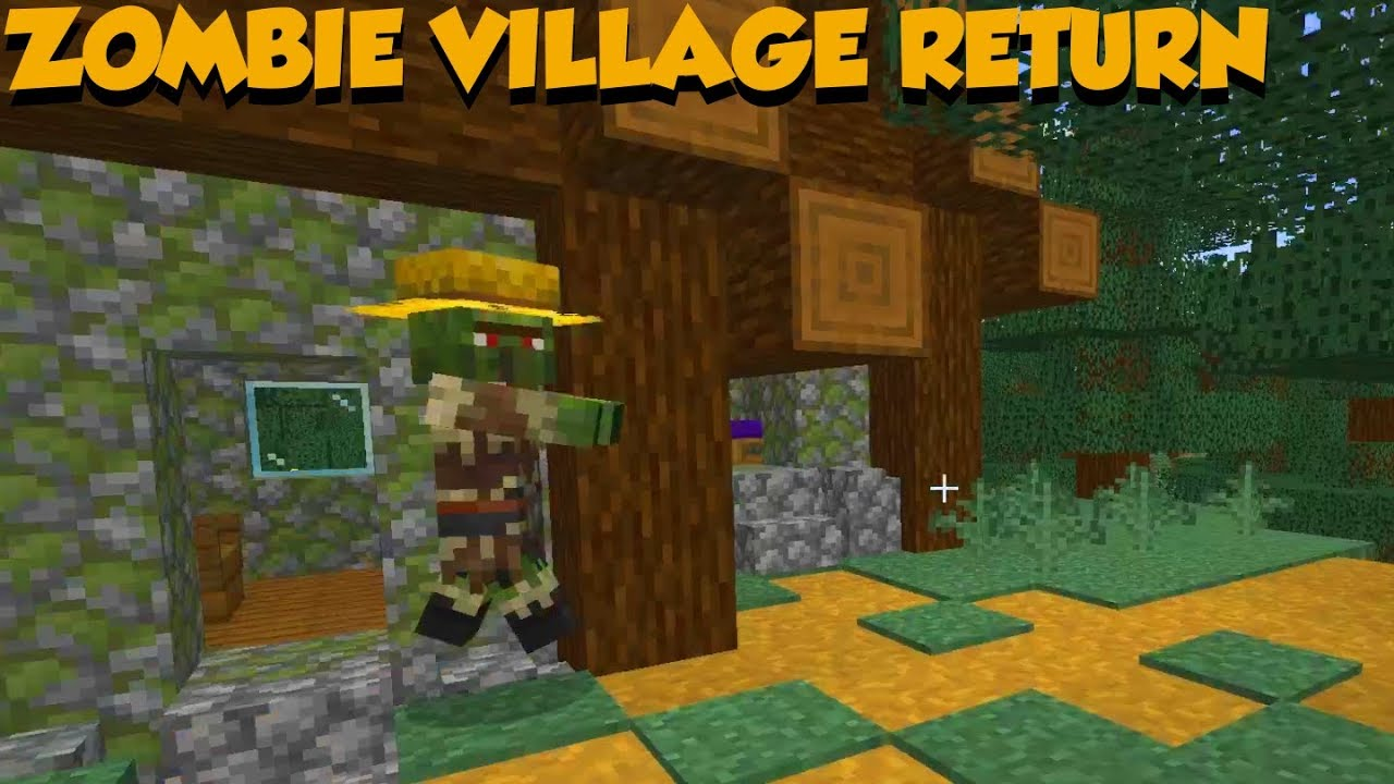 New 1 14 Snapshot: Abandoned Villages!!! & More Problems