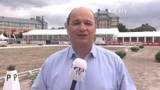 HSBC FEI European Eventing Championships 2013 - Malmö - News Day 1 - Dressage