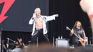 Billy Idol - Rebel Yell – Outside Lands 2015, Live in San Francisco