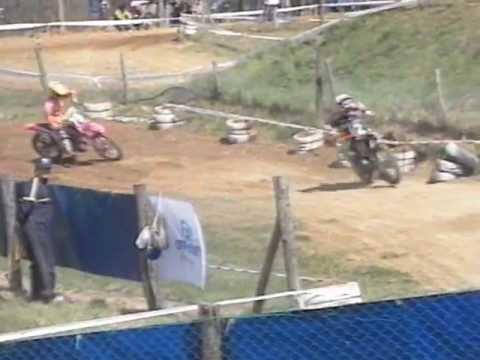 MOTOCROSS 1995 125cc ALEX PUZAR CHAMPION PART1
