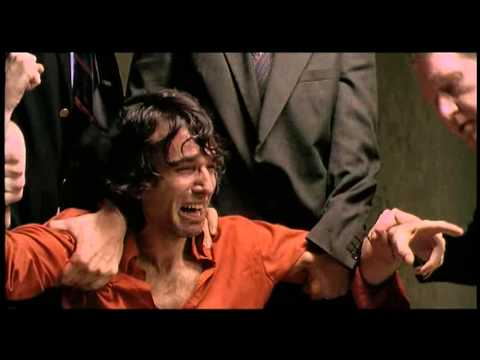 In the Name of the Father: Daniel Day Lewis /Gerry Conlon Scene ...