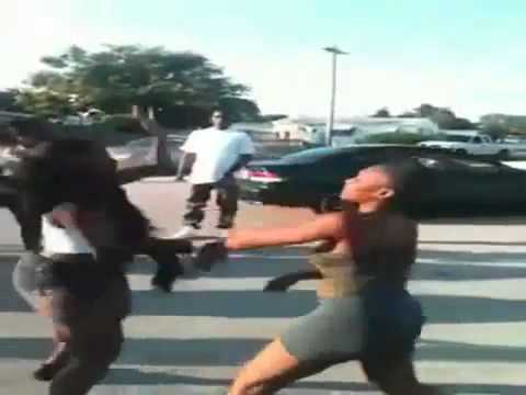 Ghetto fights and crazy videos