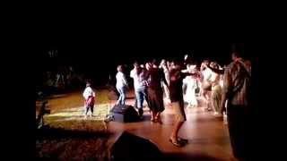 Francis Landong LIVE @Simpang Mangayau Sunset Music Fest 2014, Tips of Borneo Kudat Sabah Malaysia.