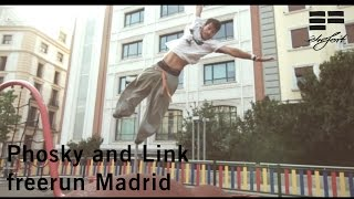 Download Video Phosky and Link freerun Madrid | ETRE-FORT MP3 3GP MP4
