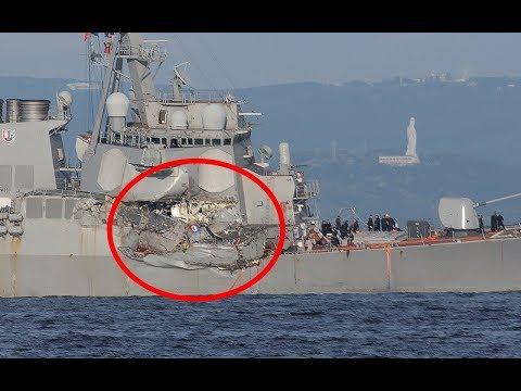 Something strange is happening with U.S Navy ships