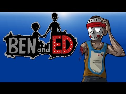 Ben And Ed Ep.4 (DON'T TOUCH THE LASERS!!!!) So many deaths!