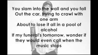 Eminem - When The Music Stops (feat. D12) - Lyrics