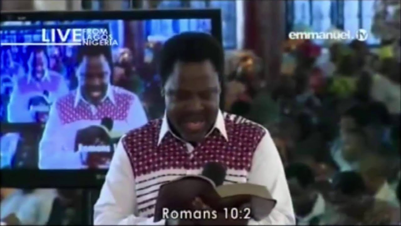 Download SCOAN 28/02/16: Message: Believe In The Heart by TB Joshua. Emmanuel TV