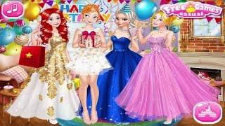 Disney Frozen Games Princess Birthday Party Surprise