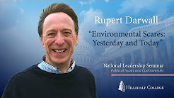 """Environmental Scares: Yesterday and Today"" - Rupert Darwall"