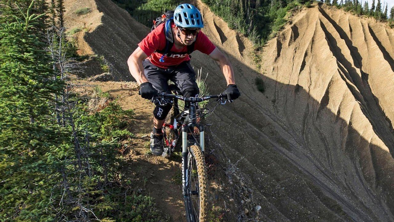 no-room-for-error-on-this-alaskan-ridgeline-mtb-trail-backcountry-hut-part-2