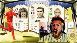 FIFA 20: XL FUTMAS PRIME ICONS Pack Opening 😱🔥 + Weekend League Grind!