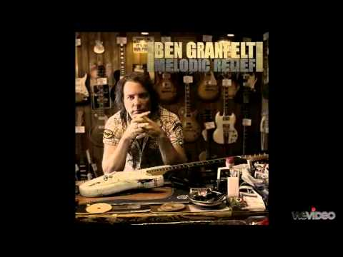 Melodic Relief : Preview the new Ben Granfelt CD