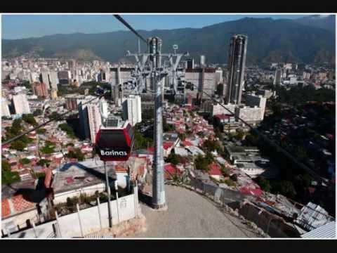 The MetroCable - Caracas, Venezuela