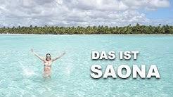 Der schönste Strand der Dominikanischen Republik | SAONA