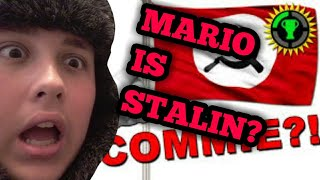 RUSSIAN REACTS TO GAME THEORY:MARIO IS COMMUNIST