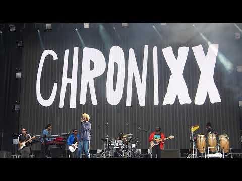Chronixx - Blaze Up The Fire @ Osheaga 2018 In Montreal