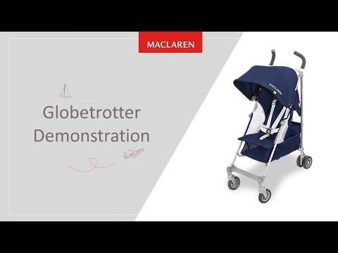 The Maclaren Globetrotter Demonstration Video
