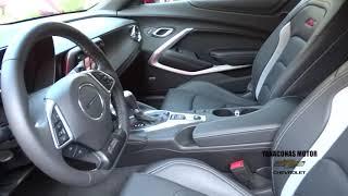Chevrolet Camaro Six Yanaconas Motor Chevrolet (Interior)