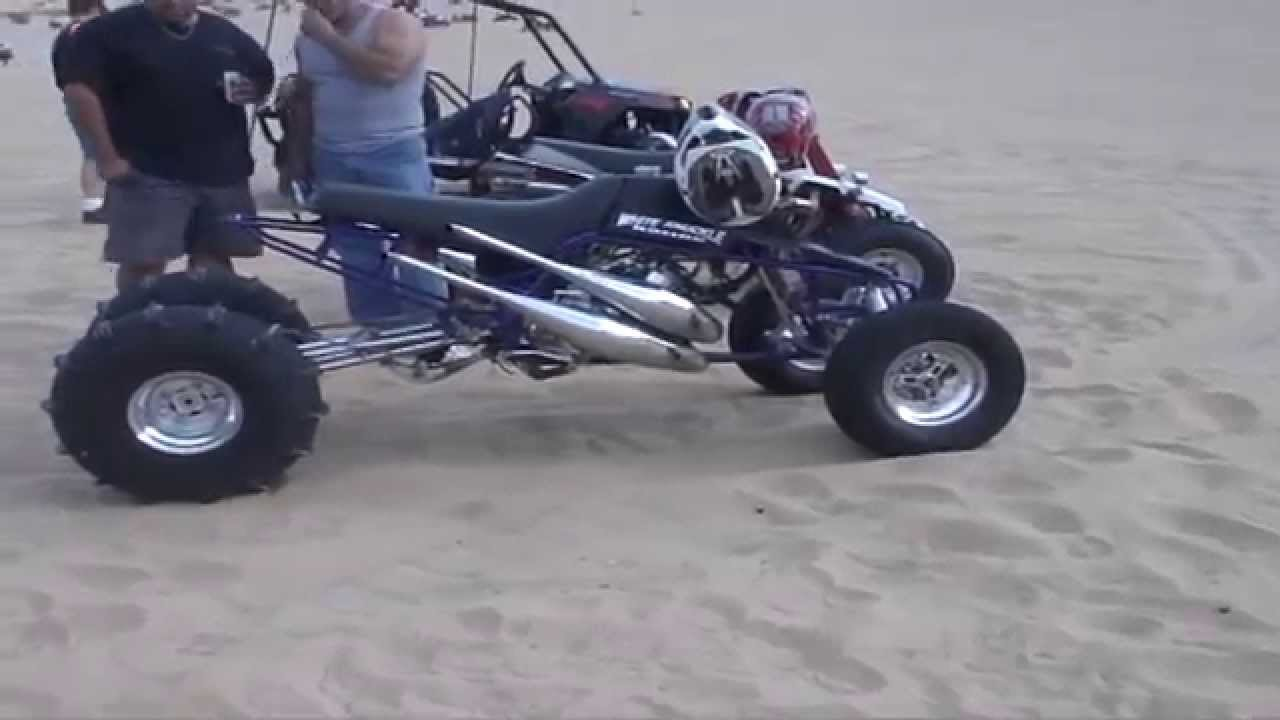 Triple cylinder banshee glamis olds hill march 2012 youtube sciox Choice Image