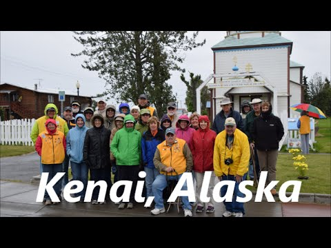 Alaska Tour - Kenai, AK - Stop #15