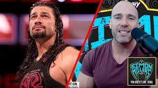 Never Forget The Power Of Roman Reigns | Simon Miller's Pro-Wrestling Show #182