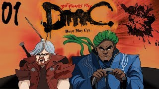 Best Friends Play DmC: Devil May Cry - Definitive Edition (Part 1) thumbnail