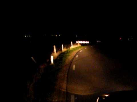 Ongeval op de Zuiderdijk in Venhuizen