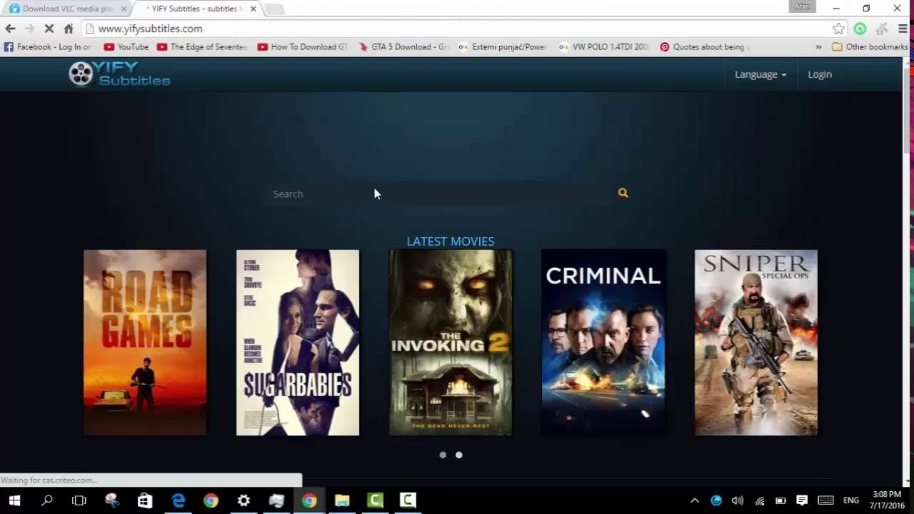 How to add subtitles to every movie youtube how to add subtitles to every movie ccuart Gallery