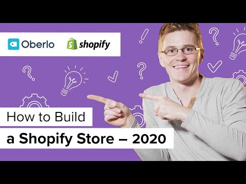 How to Build a Shopify Dropshipping Store with Oberlo