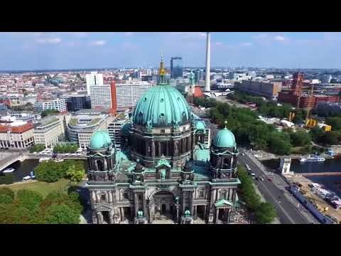 Amazing Berlin Drone Short 2018 | Watch Germany's Capital from Sky | Absolute Musik.