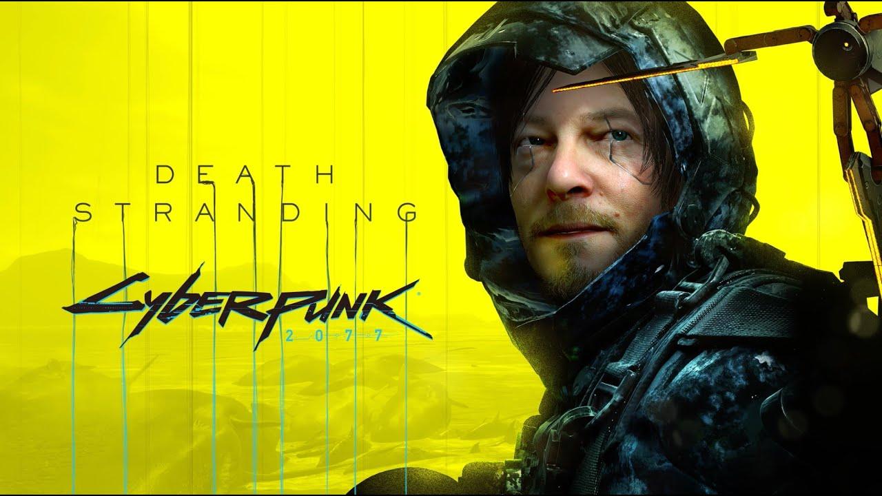 DEATH STRANDING x Cyberpunk 2077 PC Update Trailer [ESRB]