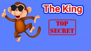 Monkey The Don 👑 // Funny video Monkey // #King #monkey // Don monkey // mafia Don monkey