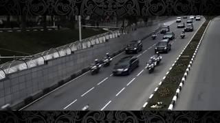 Как провожали Шавкат Мирзиёев в Душанбе...